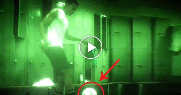 SPOTTED: Famous footballer, Dele Alli caught on camera doing something sneaky in a dark room…