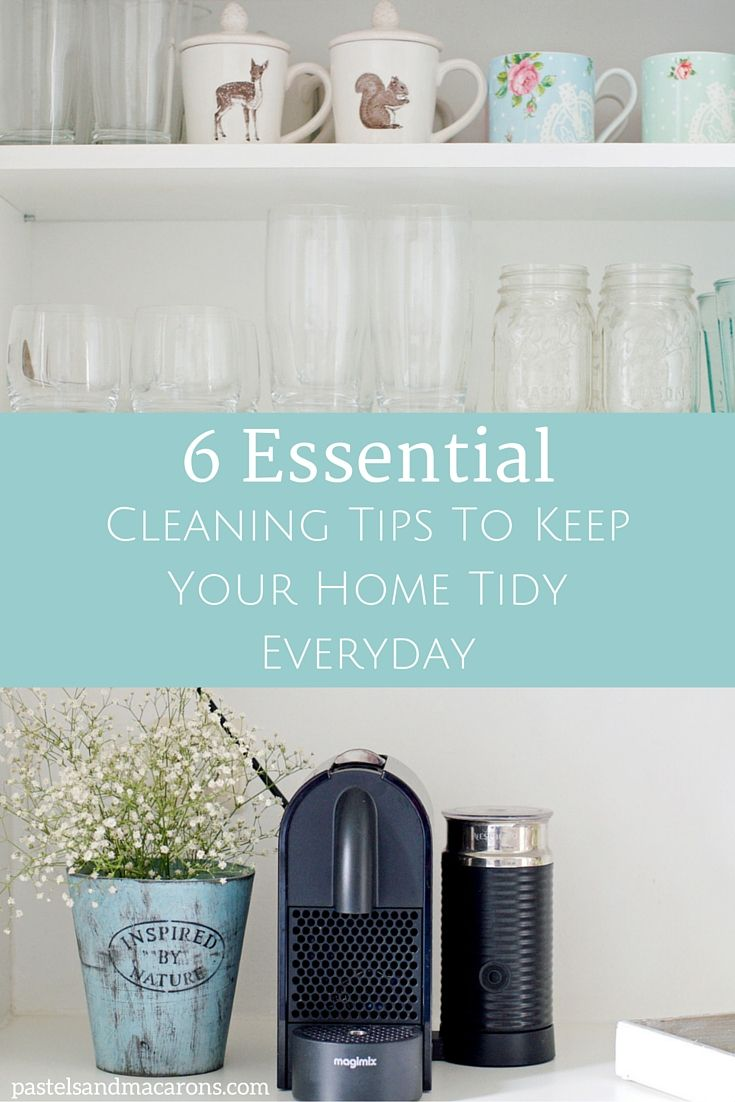 The 25 best cleaning tips ideas on pinterest house cleaning tips housework schedule and - Tips to keep your house more organized ...