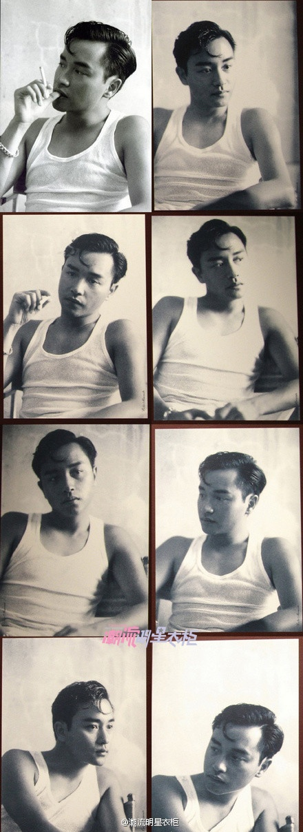 RIP Leslie Cheung. brilliant actor...can't believe it's been a decade already.