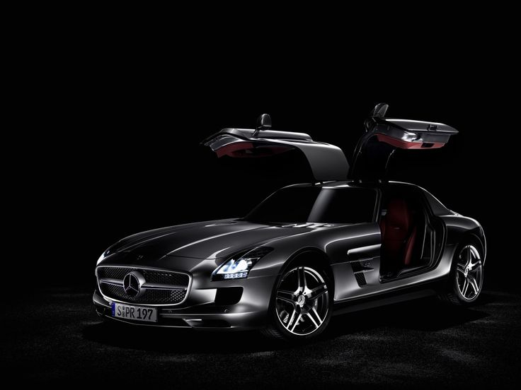 Mercedes Benz SLS AMG Black Series