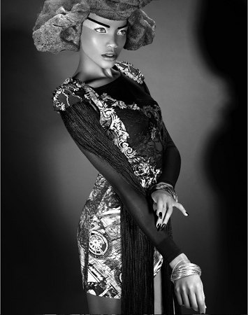 Base Model Agency - Brianna Michelle Portfolio