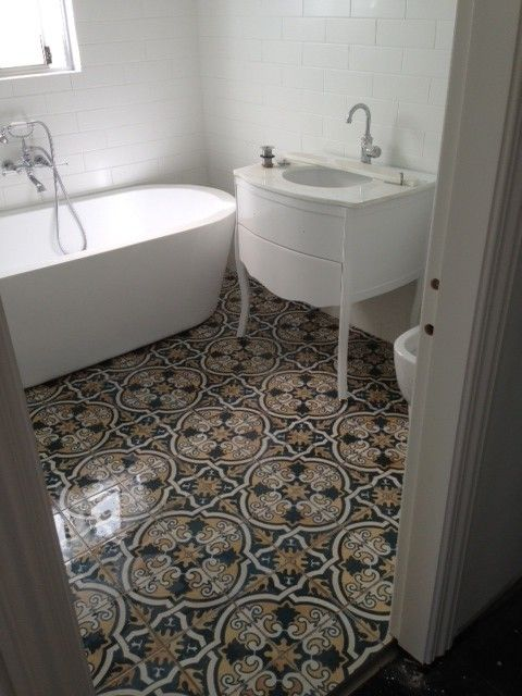 Best 25 Moroccan Tile Bathroom Ideas On Pinterest Master Shower Master Bathroom Shower And