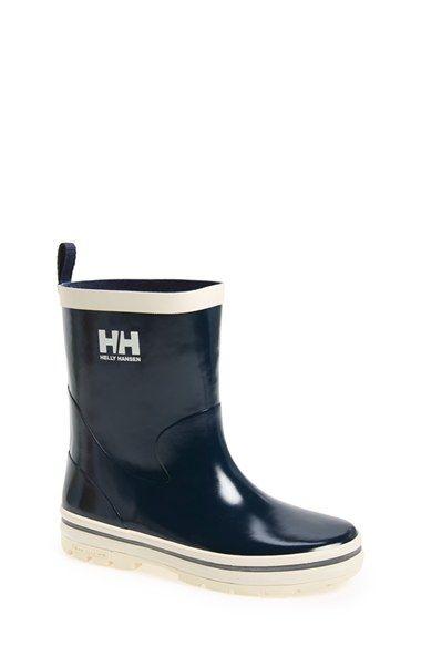 Helly Hansen 'Midsund' Rain Boot (Toddler Kid & Little Kid)
