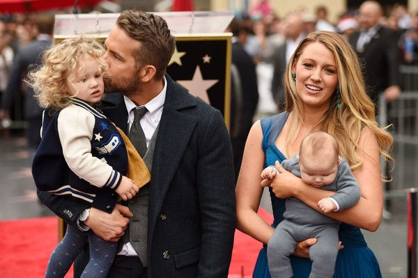 Ryan Reynolds - Celebrity Moms & Dads Share the Hard, Happy, & Hilarious Truths of Parenting - Photos
