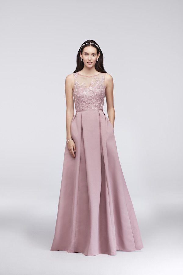 1621 besten Bridesmaids Bilder auf Pinterest | David\'s bridal ...