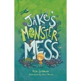 Jake's Monster Mess $10.95