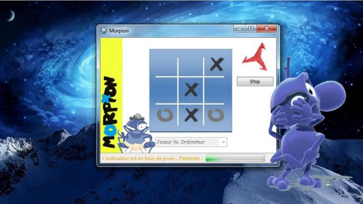 Dans ses débuts de programmeur, Stéphane Grare se lance dans la conquête des jeux vidéo avec trois titres classiques : Tetris, le Morpion et Puissance 4.   Dans le jeu Tetris, le principe est de placer des formes cubiques au bon endroit sur un plateau de façon à les assembler pour créer des lignes complètes, sans jamais atteindre le haut de l'écran de jeu. Les pièces auront de nombreuses formes différentes et vous pouvez les déplacer et les faire pivoter à l'aide des touches directionnelles…