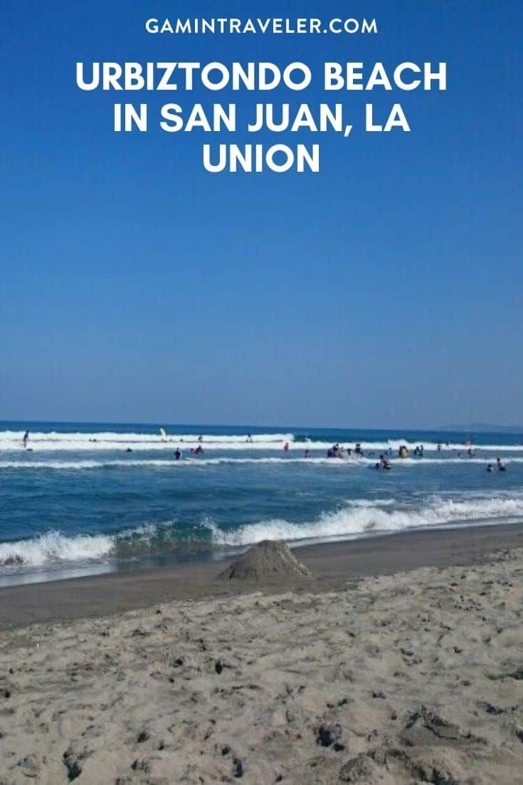 Urbiztondo Beach In San Juan La Union Kahuna Beach Resort La Union Beach