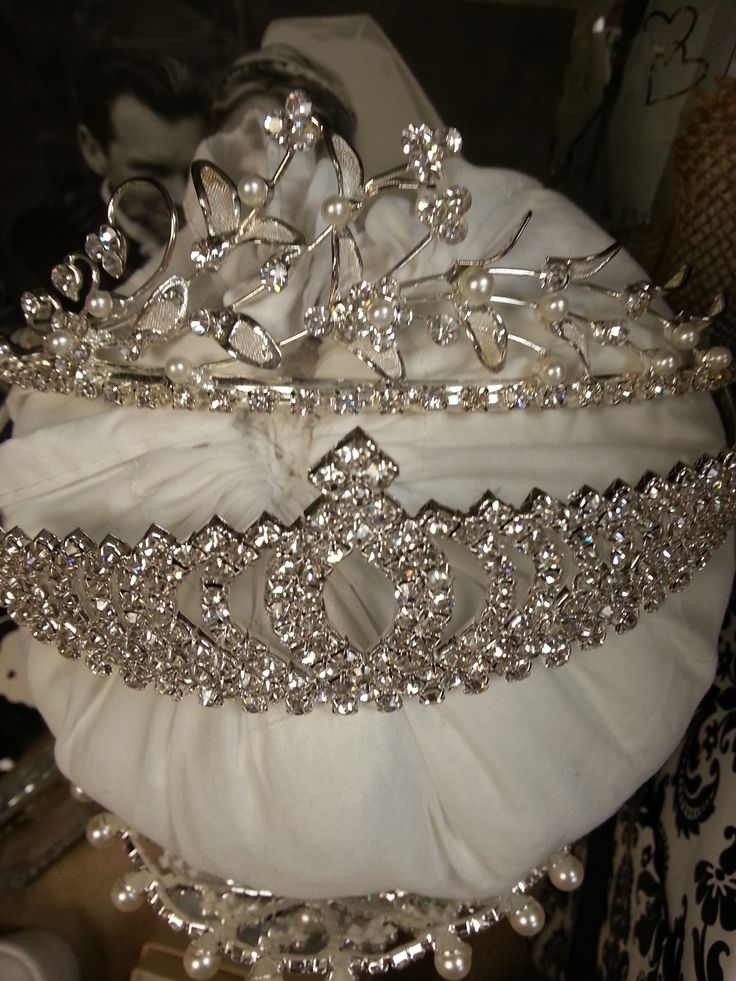 Need a Tiara for the Big Day. Get yours at Dylan's