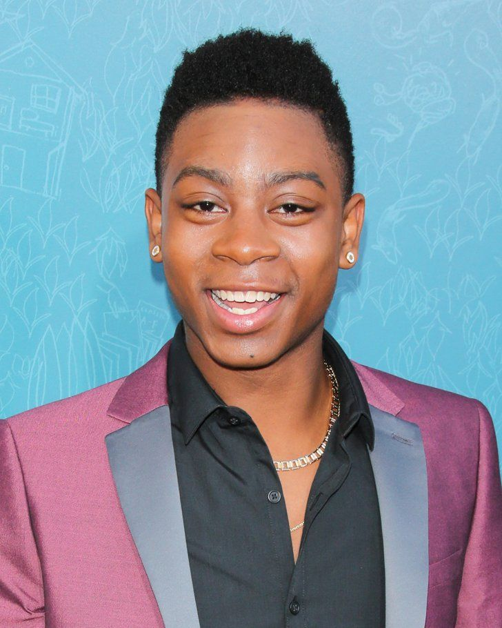 Pin for Later: Here Are the Actors Playing Your Favorite Characters in the Power Rangers Reboot RJ Cyler as Billy Cranston (Blue Ranger)