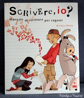 Un manuale di scrittura per ragazzi
