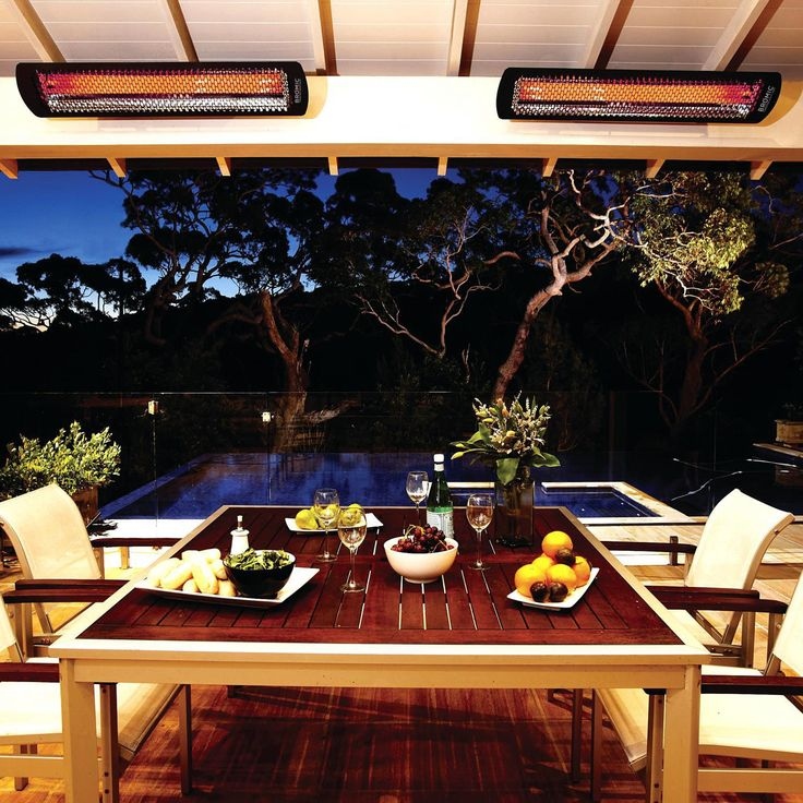 find this pin and more on patio heaters - Patio Heating Ideas