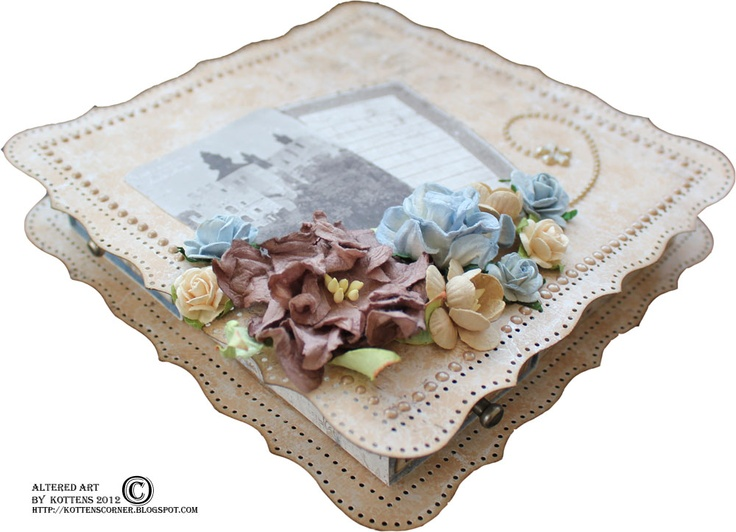 Kottens corner: Maja Design  DT work for Maja Design.  I have used the Vintage Summer Basics collection.