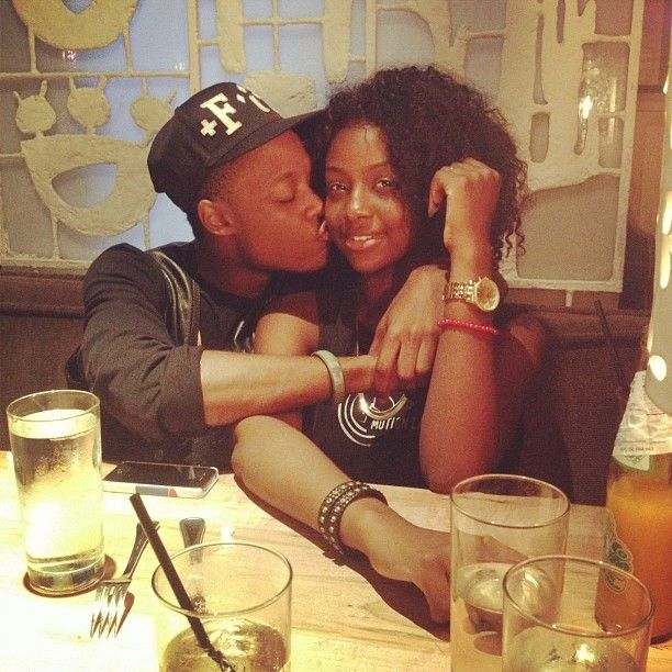 Justine Skye And Glyn Brown Justineskye  Crazy Love, Couple Romance, Cute Couples-8750