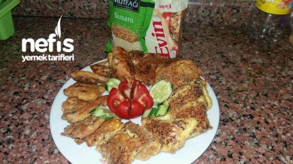 Sahura Pratik Yumurtalı Ekmek