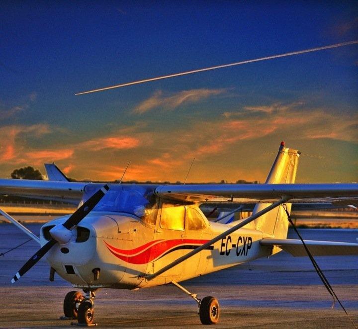 Cessna 172. RACS.