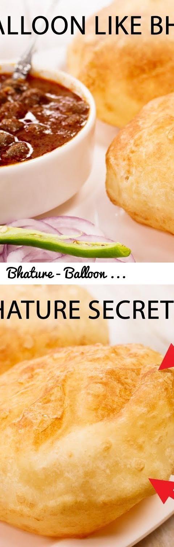 Bhature - Balloon Like Perfect Bhatura Chole Recipe Secrets - CookingShooking... Tags: bhatura recipe, batura recipe, cookingshooking, bhatura, perfect bhatura, balloon like bhatura, chole bhature recipe, bhature recipe, chole bhature, how to make bhature at home, bhature, chole bhature paneer recipe, punjabi chole bhature recipe, bhatura recipe without yeast, yeast free bhatura, delhi style chole bhature recipe, how to make soft bhature, authentic choley bhature recipe, bhatura recipe at…
