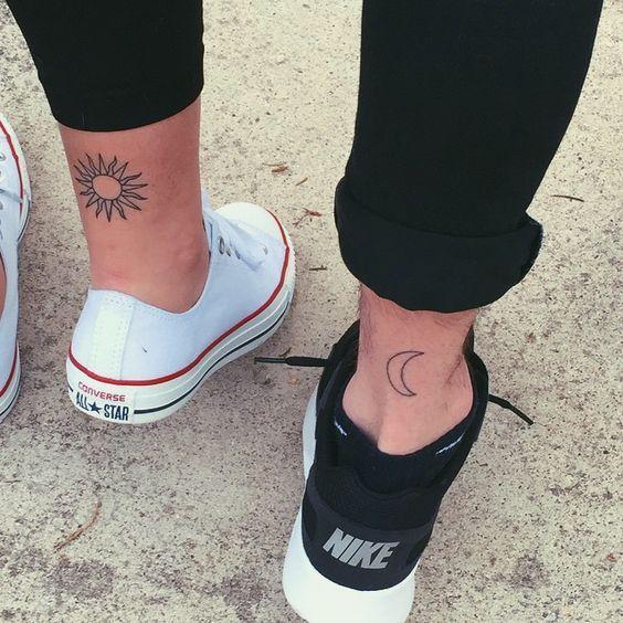 33 ideias de tatuagens para você dividir com a sua melhor amiga