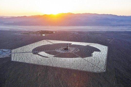 Ivanpah Solar Thermal Plant , California solar plants, NRG Energy, US solar energy, BrightSource Energy, Bechtel Corporation, heliostats, Ca...