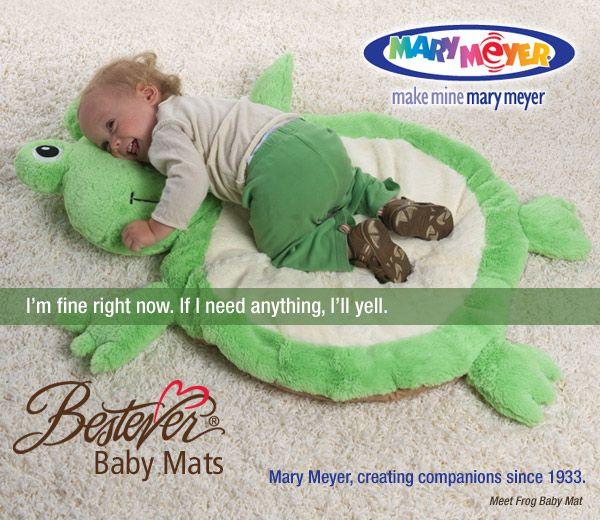 Tapetes de juego para bebes de Mary Meyer