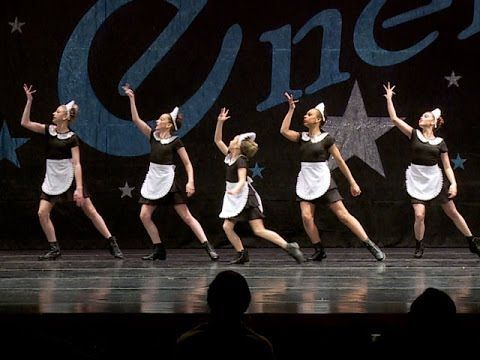 The original ALDC group dance -The Royals (which by the way should have beaten the new group!!!!)