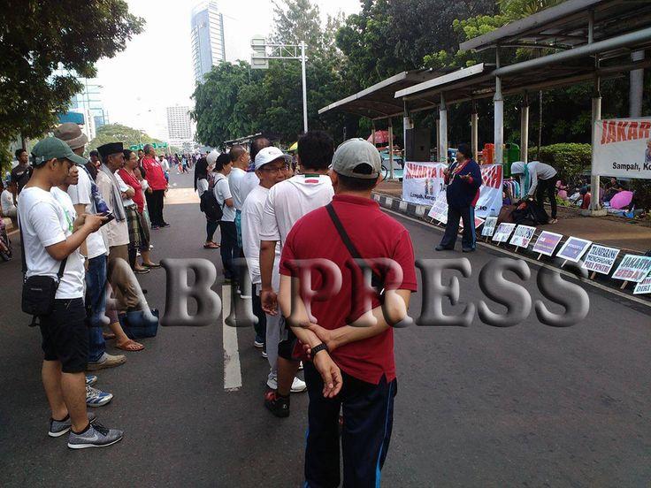 Aksi Simpatik Bangun Solidaritas, Suarakan Toleransi, Indikasinya banyak masalah yang belum selesai di Indonesia seperti kasus Gereja, Syiah Sampang.