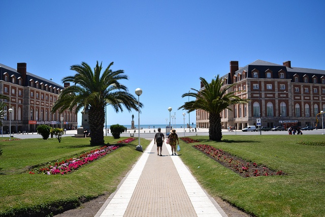 Mar del Plata - Plaza Colón