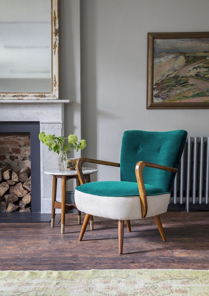 Best 25+ Teal armchair ideas on Pinterest