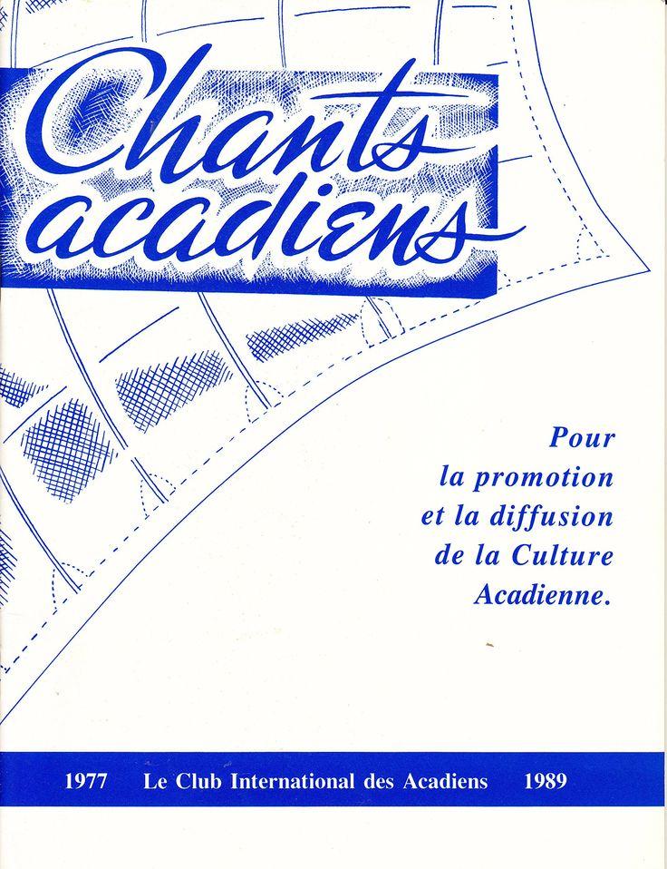 Chants acadiens