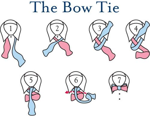 four in hand tie instructions