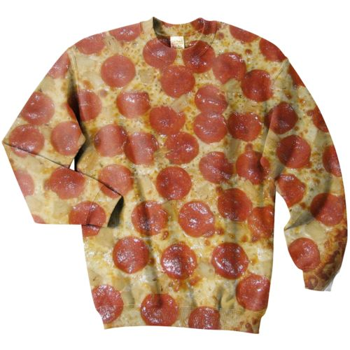 Pepperoni Sweater