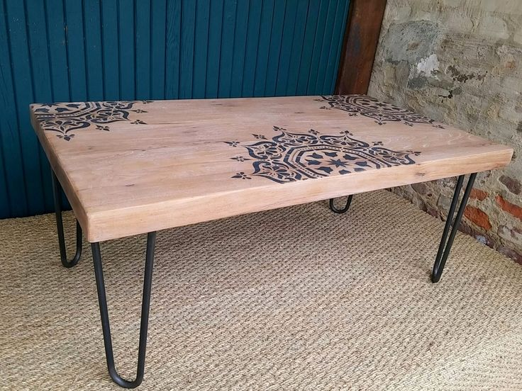 25+ best ideas about Table Basse Bois Massif on Pinterest Table basse bois, Meuble en pin  # Table Basse Bois Massif Brut
