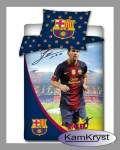 Bedding linens Messi of FC Barcelona club | Pościel Messi FC Barcelona pościel klubowa #fc_barcelona #messi_bedding #barcelona_bedding