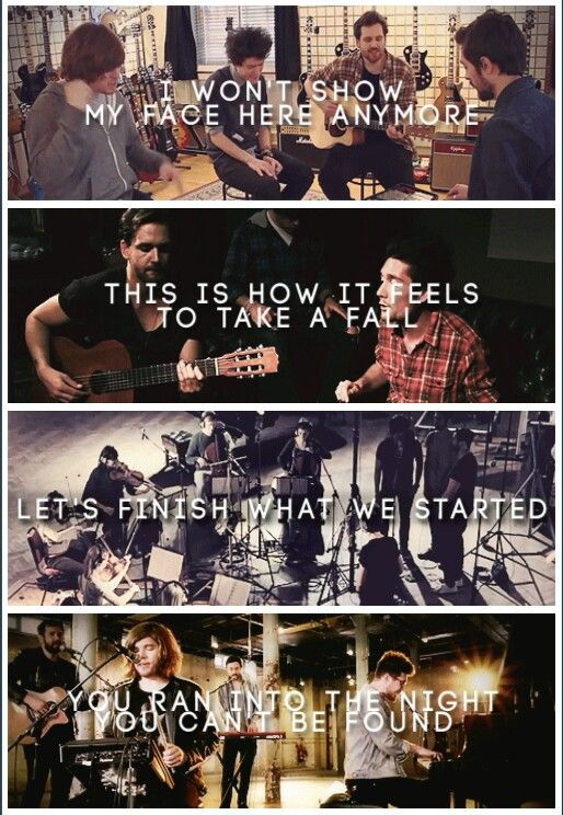 I love Bastille- Flaws at Abbey Studios.. My favorite song, he sings so good!!!!!!