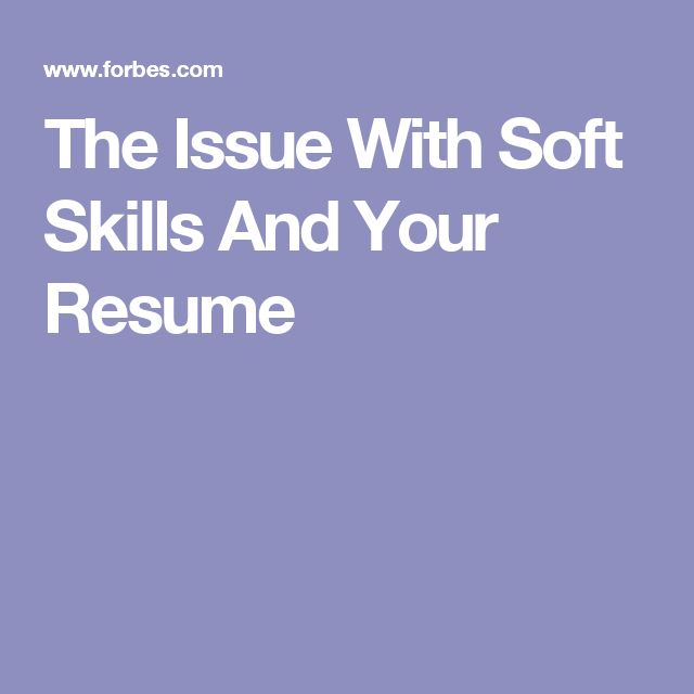 79 best All Things Resume \ Cover Letters images on Pinterest - soft skills