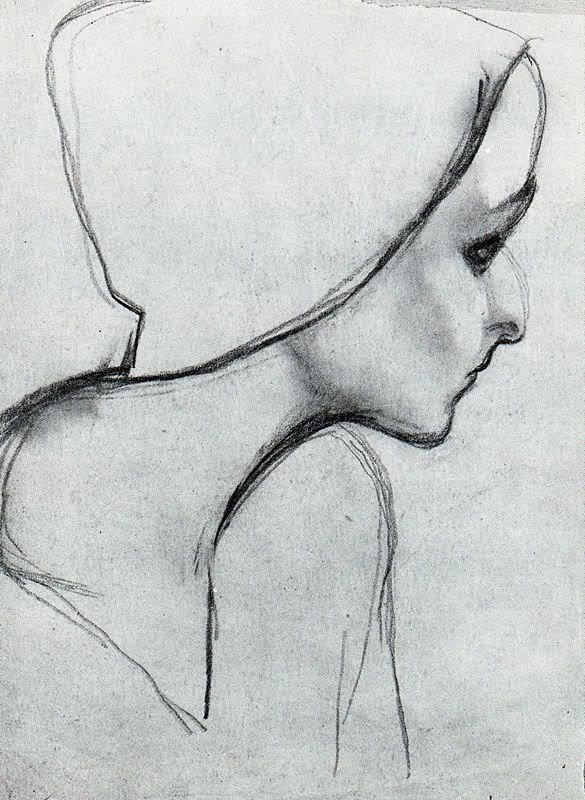 Arpad Szenes, Marie-Hélène, 1930