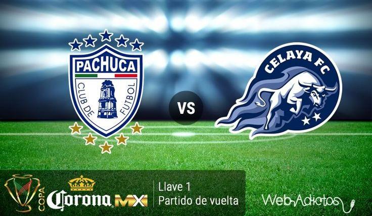 Pachuca vs Celaya, Jornada 2 de Copa MX Clausura 2016