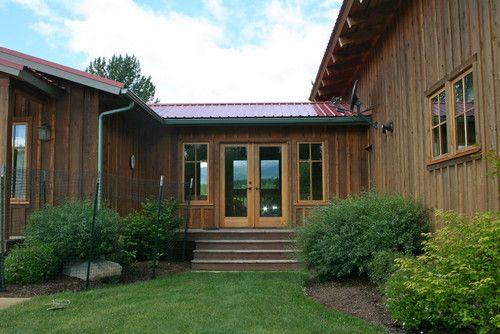 Breezeway Design Enclosed Our New Home Pinterest