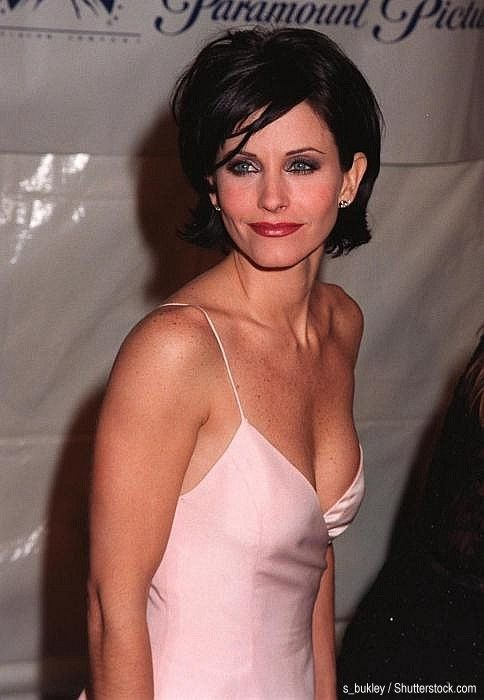 Courtney Cox Arquette Hairstyles                                                                                                                                                                                 More