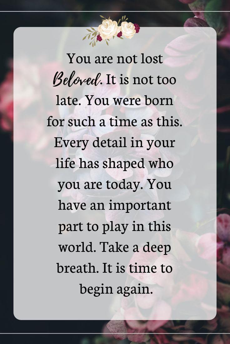 #takeheart #beginagain #hope