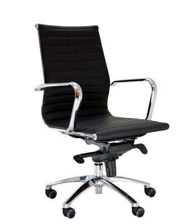 Sillón para oficina JR Piel | Sillas de oficina Spacio https://sillasoficinaspacio.es/comprarsillas/entrega-express/sillon-para-oficina-jr-piel/