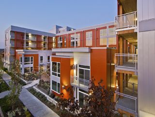 The GreenHouse Apartments   Columbia City, WA     Sustainable Can Be  Affordable