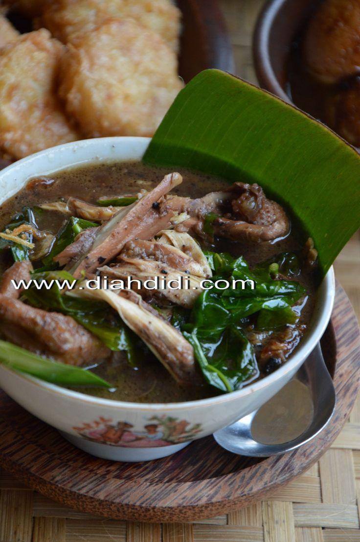 Diah Didi's Kitchen: Pindang Ayam Kudus