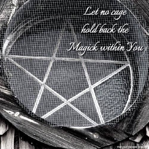 Magick within you