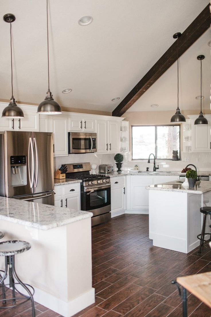 Cocina de ideas moldeo isla - I Love This Vacation Home It Seriously Has A Lot Of The Look I Am