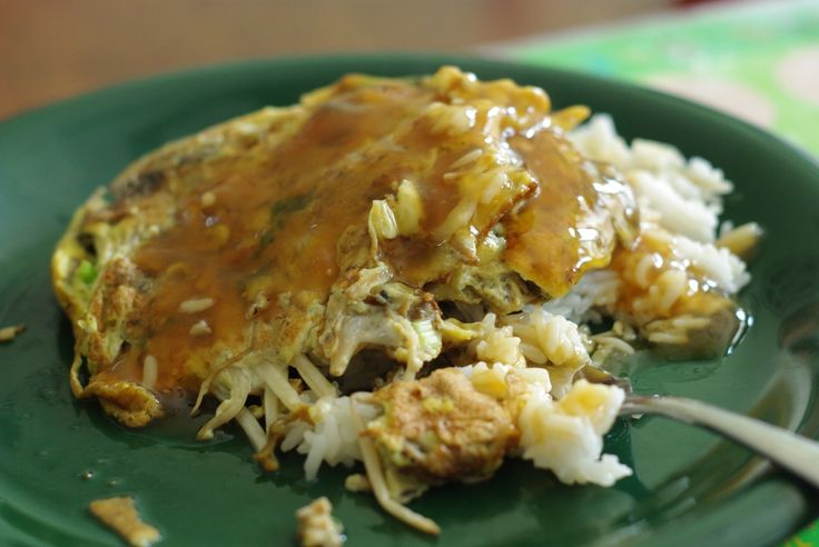 Simple egg foo young recipe with gravy - use eggbeaters and any veggies on hand.  Cook a batch and reheat leftovers.