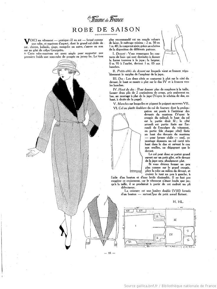 La Femme de France 1919/10/26