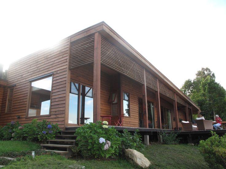 Casa Lago Ranco, chile Preserva.cl