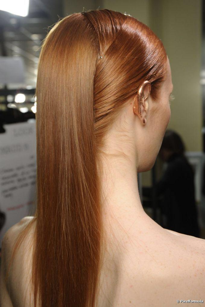Peinado lacios