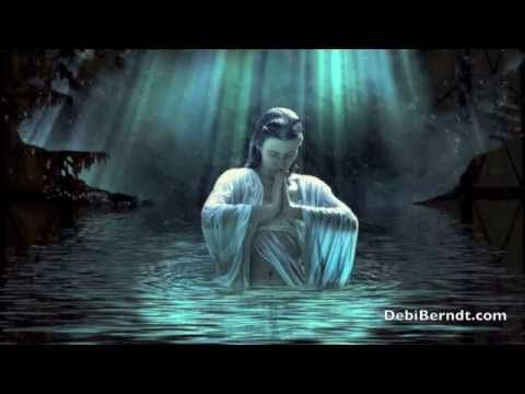 Beautiful meditation from Debra Berndt  called, Open to Receive Love and Abundance Meditation